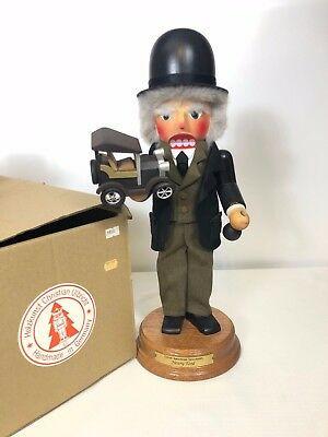 Henry Ford Nutcracker CU000146