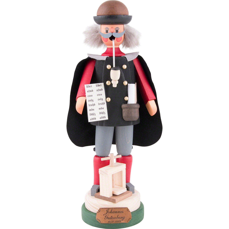 Johannes Gutenberg Smoker CU000147