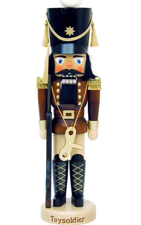The Toy Soldier Nutcracker CU000716