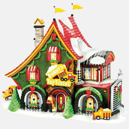 Dumpy's Toy Trucks Figurine 799915