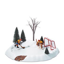 Hockey Practice Figurine 56.52512