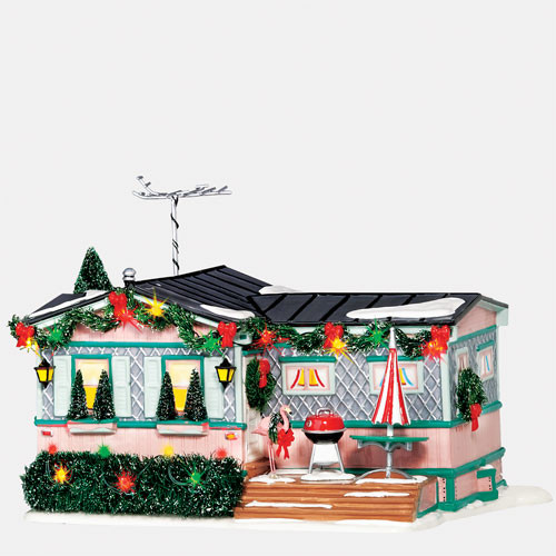 Lot 57, Christmas Court Figurine 799929