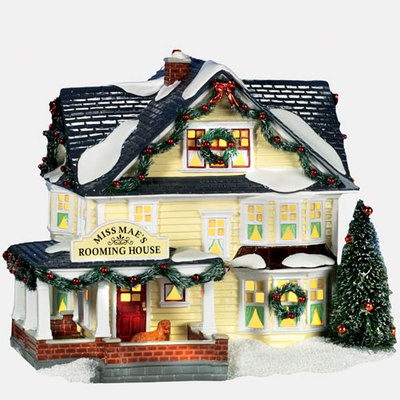 Miss Mae's Rooming House Figurine 56.55622