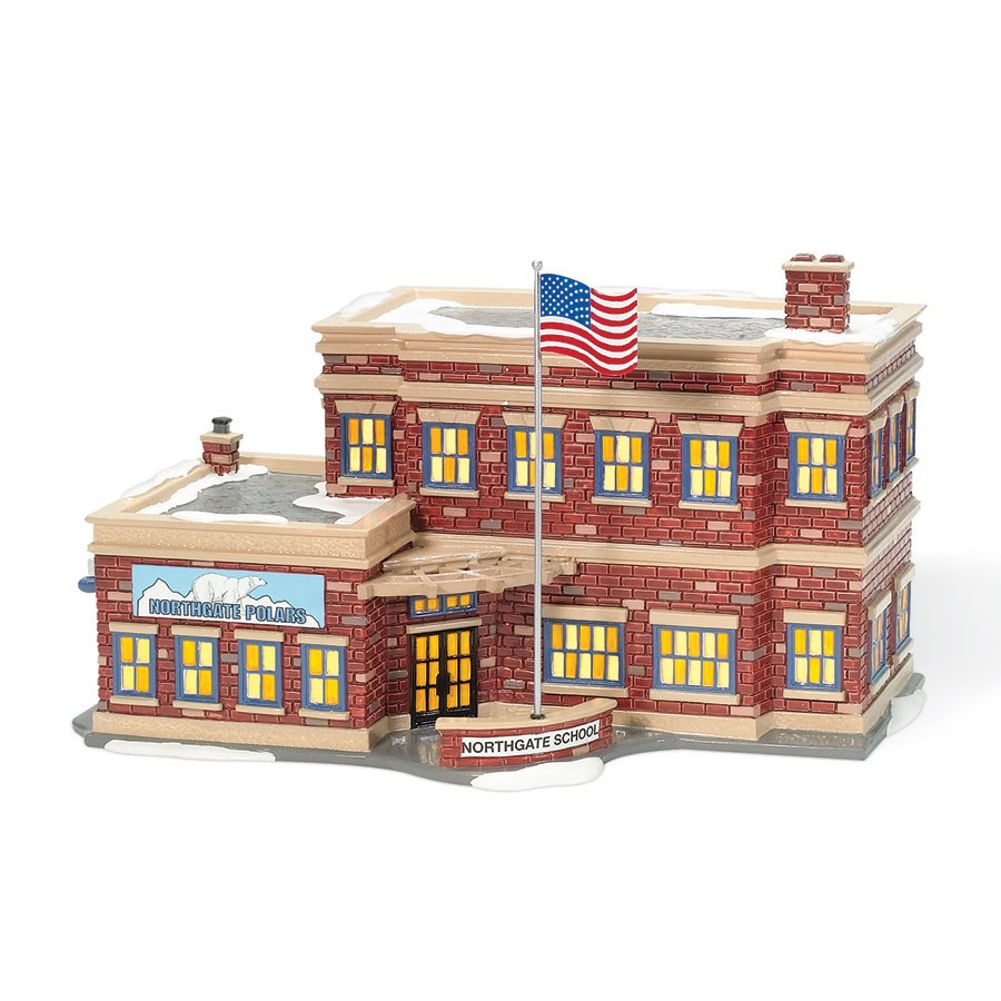 Northgate School Figurine 805504
