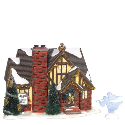 The Angel House Figurine 799937