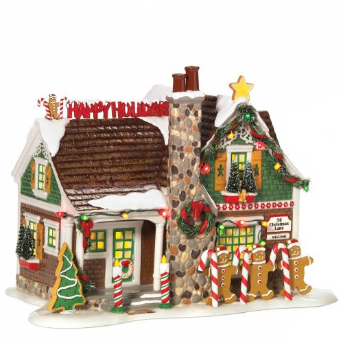 The Gingerbread House Figurine 799933