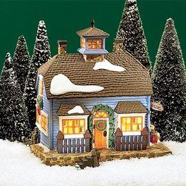 Chowder House Figurine 56.56571