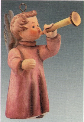 A Joyful Noise Figurine HUM6430