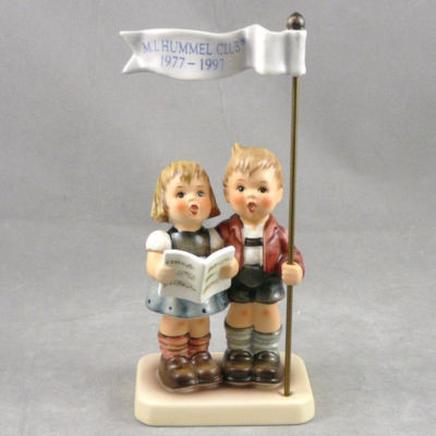 Celebrate With Song Figurine HUM790