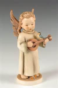 Festival Harmony with Mandolin Figurine HUM17240