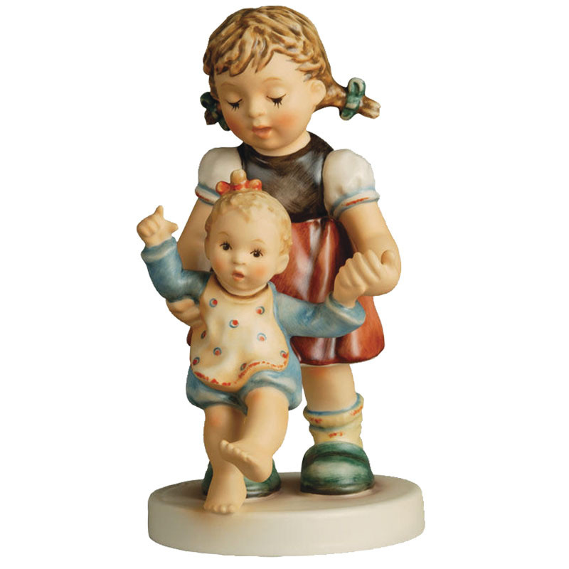First Steps Figurine HUM2199