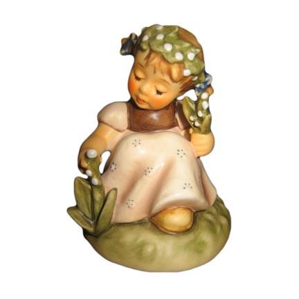 Garden Splendor Figurine HUM835