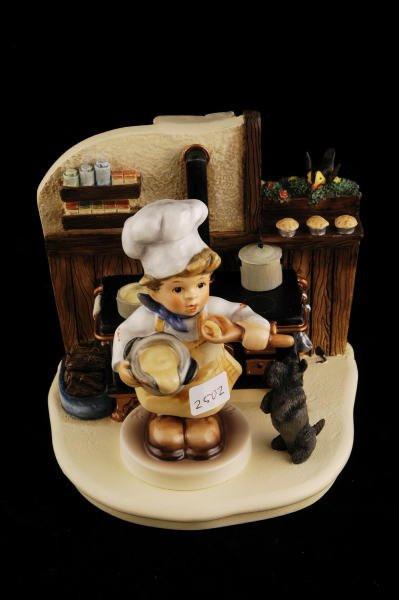 In The Kitchen Figurine 156038