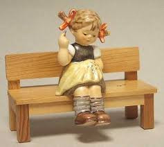 Nimble Fingers Figurine HUM758