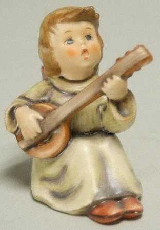 Sounds Of Mandolin Figurine HUM438