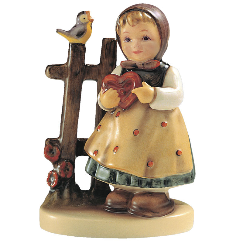 Sweet Greetings Figurine HUM352