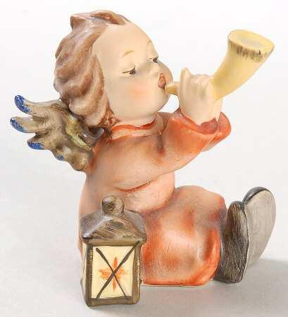 Tuneful Angel Figurine HUM359