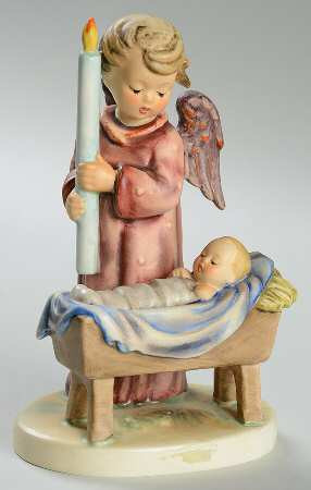 Watchful Angel Figurine HUM194