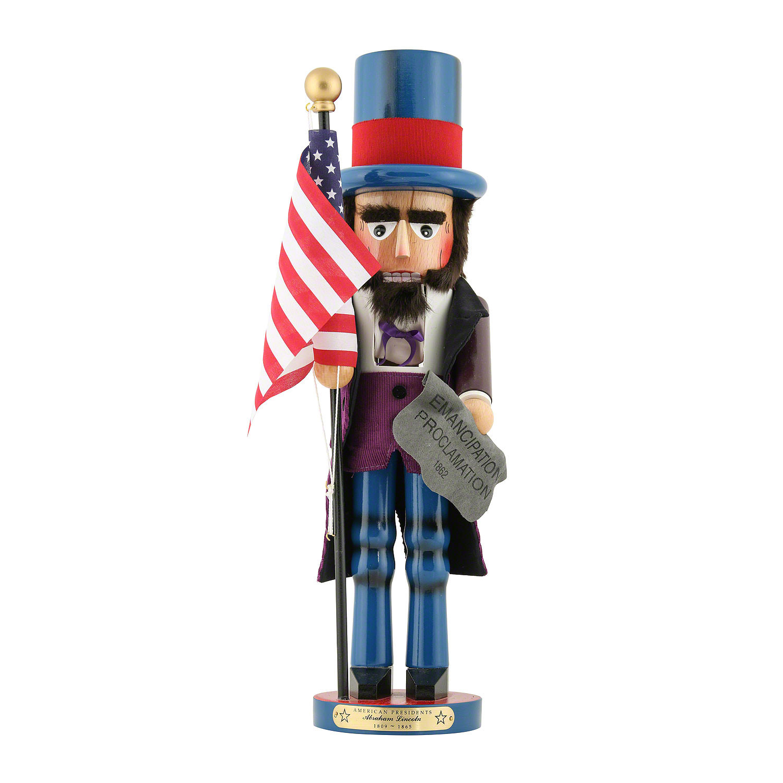 Abraham Lincoln Nutcracker ES622