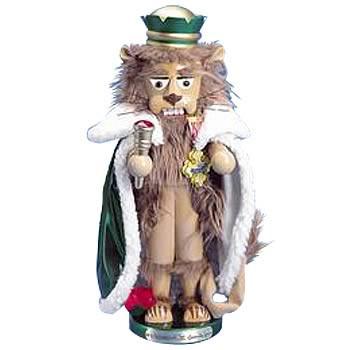 Cowardly Lion Nutcracker ES1805
