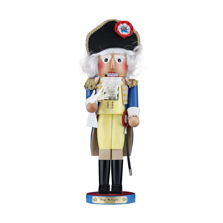 George Washington Nutcracker ES623