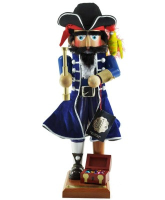 Long John Silver Nutcracker ES1921