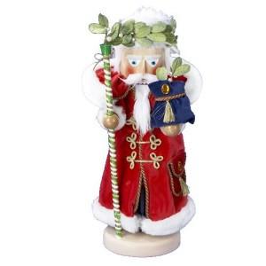 Mistletoe Santa Nutcracker ES1925S