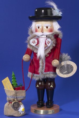 Swiss Santa Nutcracker ES1764S
