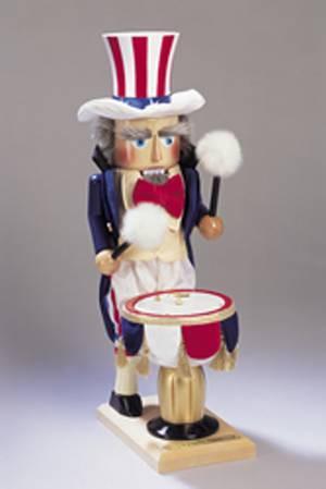 Uncle Sam II Nutcracker ES1784