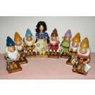 Snow White & The Seven Dwarfs Nutcracker Set. CU000510_CU000518