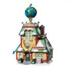 Around The World In 24 Hours Flight Center Figurine 56.56790