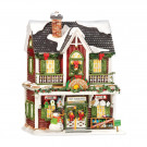 Christmas Crafts Cottage Figurine 56.55616
