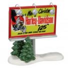 Harley-Davidson® Billboard Figurine 4022864