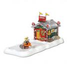 North Pole Maintenance Figurine 56.57203