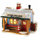 Round Lake Rink Figurine 4020217