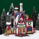 Real Plastic Snow Factory Figurine 56.56403