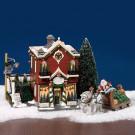 Silver Bells Christmas Shop Figurine 56.55040