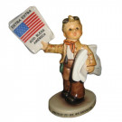EXTRA! EXTRA!  WE STAND PROUD figurine 156127