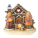 Gingerbread Lane Collectors Set Goebel156084