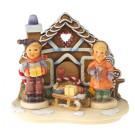Gingerbread Lane Collectors Set Goebel156084