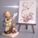 Harmony & Lyric Figurine HUM911