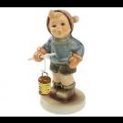 Lantern Fun Boy Figurine HUM2115B40
