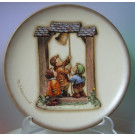 Let's Tell The World Mini Plate HUM890