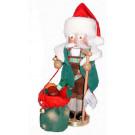 Bavarian Santa Nutcracker ES1827