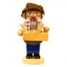 Chubby Carpenter Nutcracker ES1357