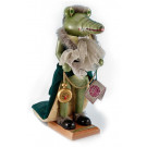 Crocodile Nutcracker ES1818