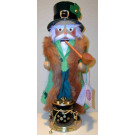 Irish Santa Nutcracker ES1835