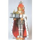 King Charlemagne Nutcracker ES1802