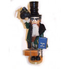 Marley's Ghost Nutcracker ES1819