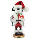 Mickey Mouse in Santa Claus Suit Nutcracker ES1936S
